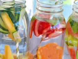 DIY Detox Water to Lose Weight in Just Two Weeks