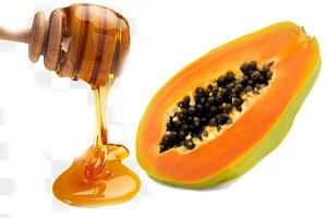 Honey-and-Papaya
