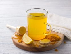 Unknown Benefits Of Drinking Turmeric Water
