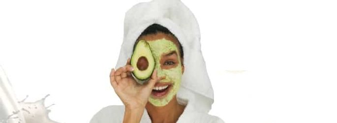 Avocado Face Packs